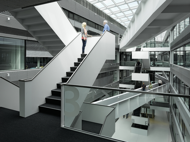 swisscom businesspark nachhaltige architektur und hocheffiziente energietechnik ee. Black Bedroom Furniture Sets. Home Design Ideas