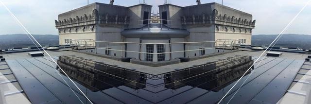 calyxo photovoltaikanlage auf dem dach des. Black Bedroom Furniture Sets. Home Design Ideas