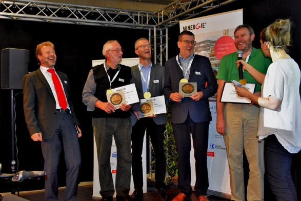 Minergie-Rating 2018: «And the winner is...» - Minergie will den Markt ankurbeln