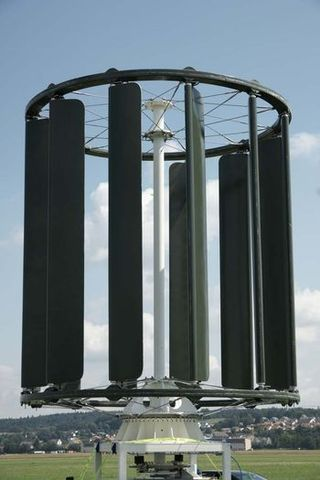 agile wind power die agile windturbine dreht sich wieder ee. Black Bedroom Furniture Sets. Home Design Ideas