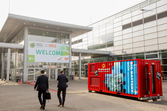 Die Messe Düsseldorf lädt zur Energy Storage Europe ein. Bild: Energy Storage Europe