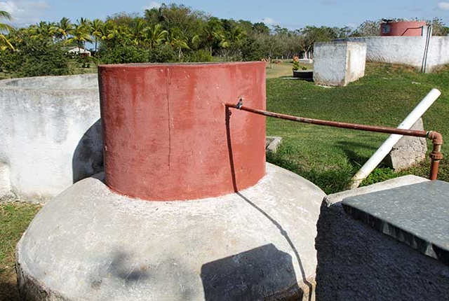 Biogas auf Kuba