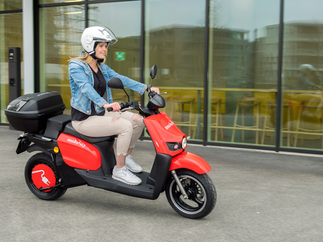 Mobility: Lanciert Scooter-Sharing in Zürich
