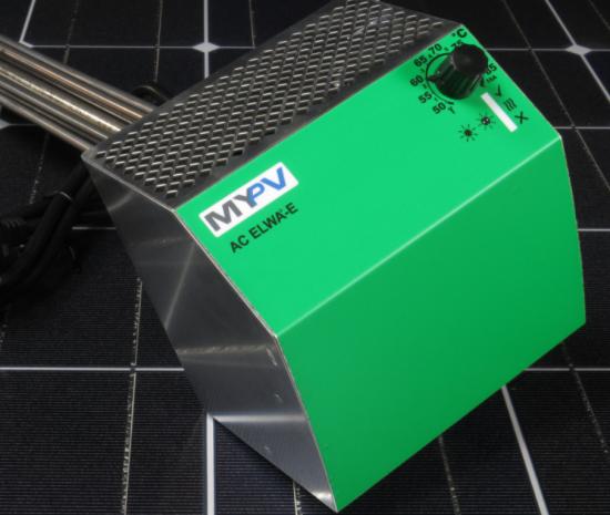 My-PV: Integriert elektrische Warmwasserbereitung in PV-Batterie ...