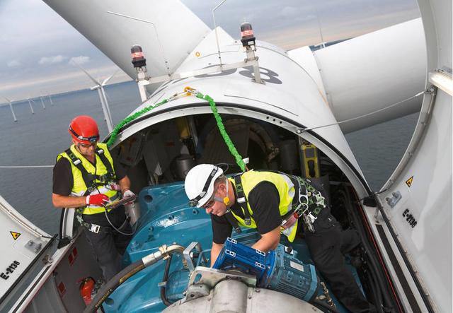 Potenzial Der Offshore Windenergie Industrie F 252 R