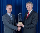 swisselectric research award 2012: geht an Prof. Dr. Michael Grätzel