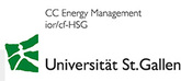 Universität St.Gallen: Competence Center Energy Management