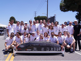 SpaceX Hyperloop Pod Competition: EPFLoop races to third place in Los Angeles