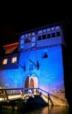 Neue LED-Beleuchtung auf Schloss Hagenwil in Amriswil